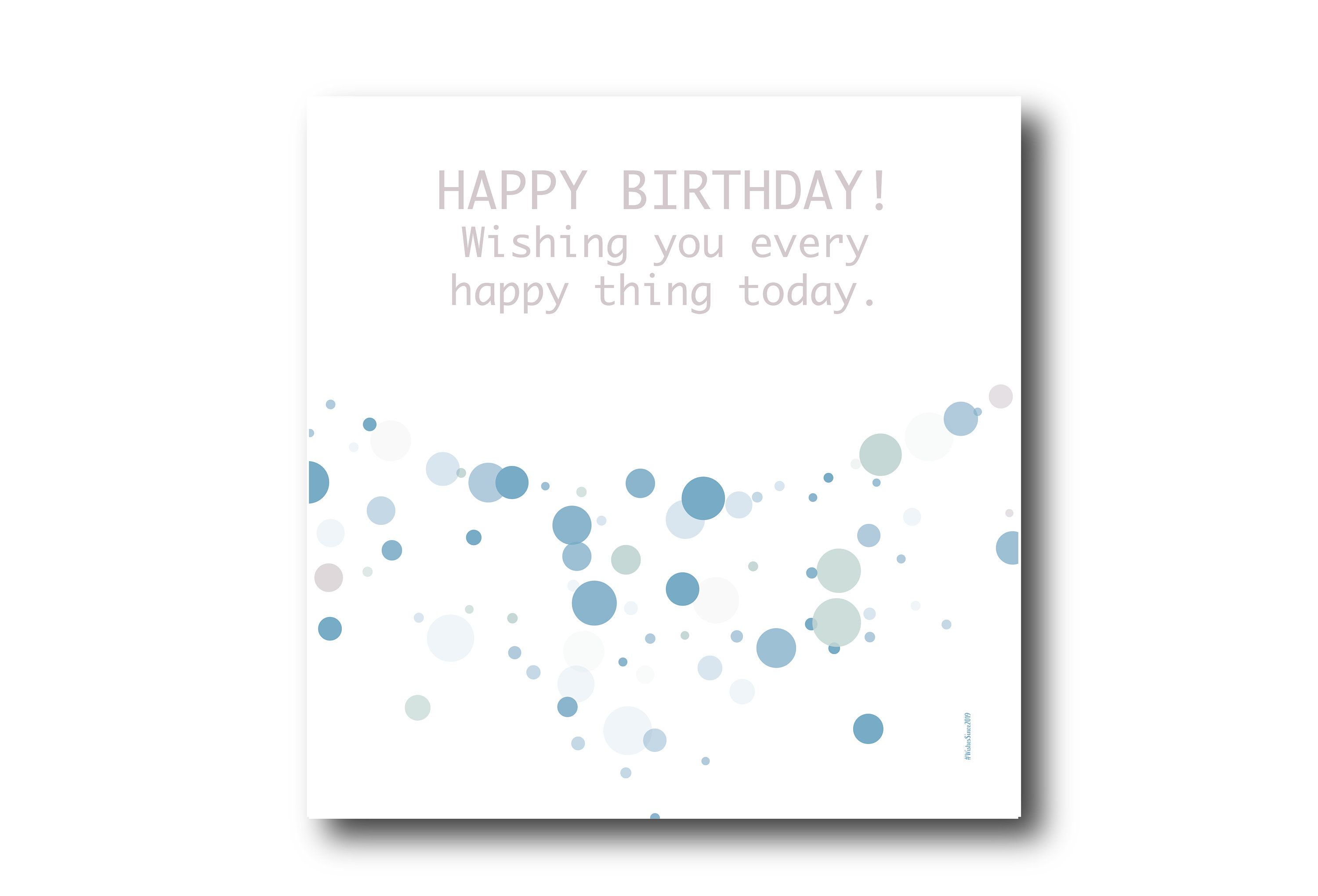 Excited To Share The Latest Addition To My Etsy Shop Digital Birthday Wishes Digital Birthday Cards Birthday Wishes Greeting Cards Birthday Wishes Greetings