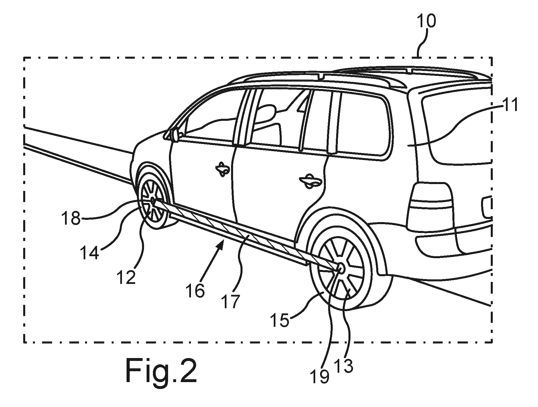 WO2012084564A1 METHOD FOR OPERATING A DRIVER ASSISTANCE SYSTEM IN A MOTOR VEHICLE, DRIVER ASSISTANCE SYSTEM AND MOTOR VEHICLE