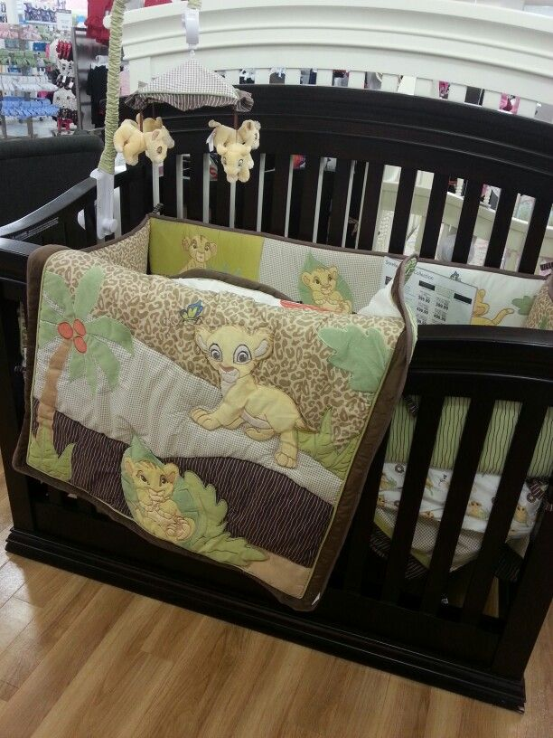 Lion King Crib Bedding Set From Toys R Us When I Have