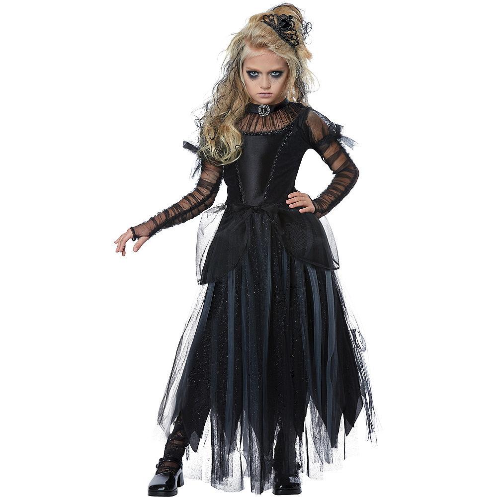 Girls Dark Princess Costume Princess halloween costume