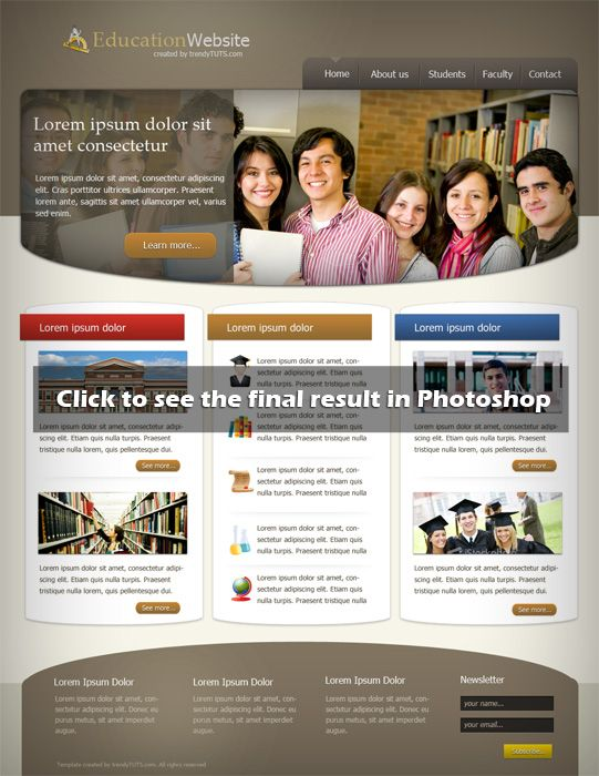 How to design a professional website for your school, college or ...