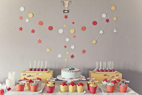 buffet anniversaire bébé 1 an