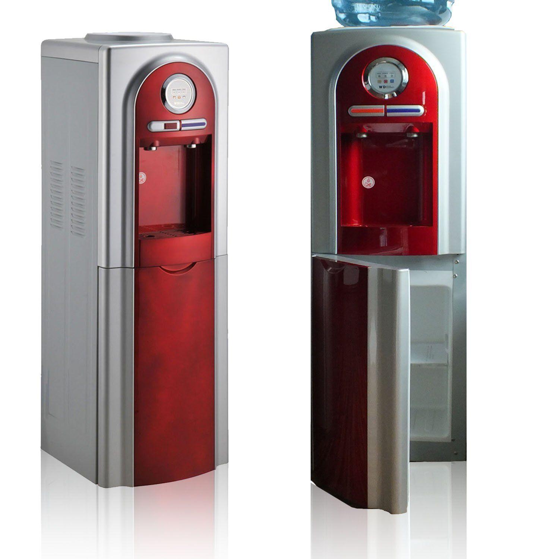 Wasserspender Heiß & Kalt Dispenser 98cm hoch: Amazon.de: Küche ...