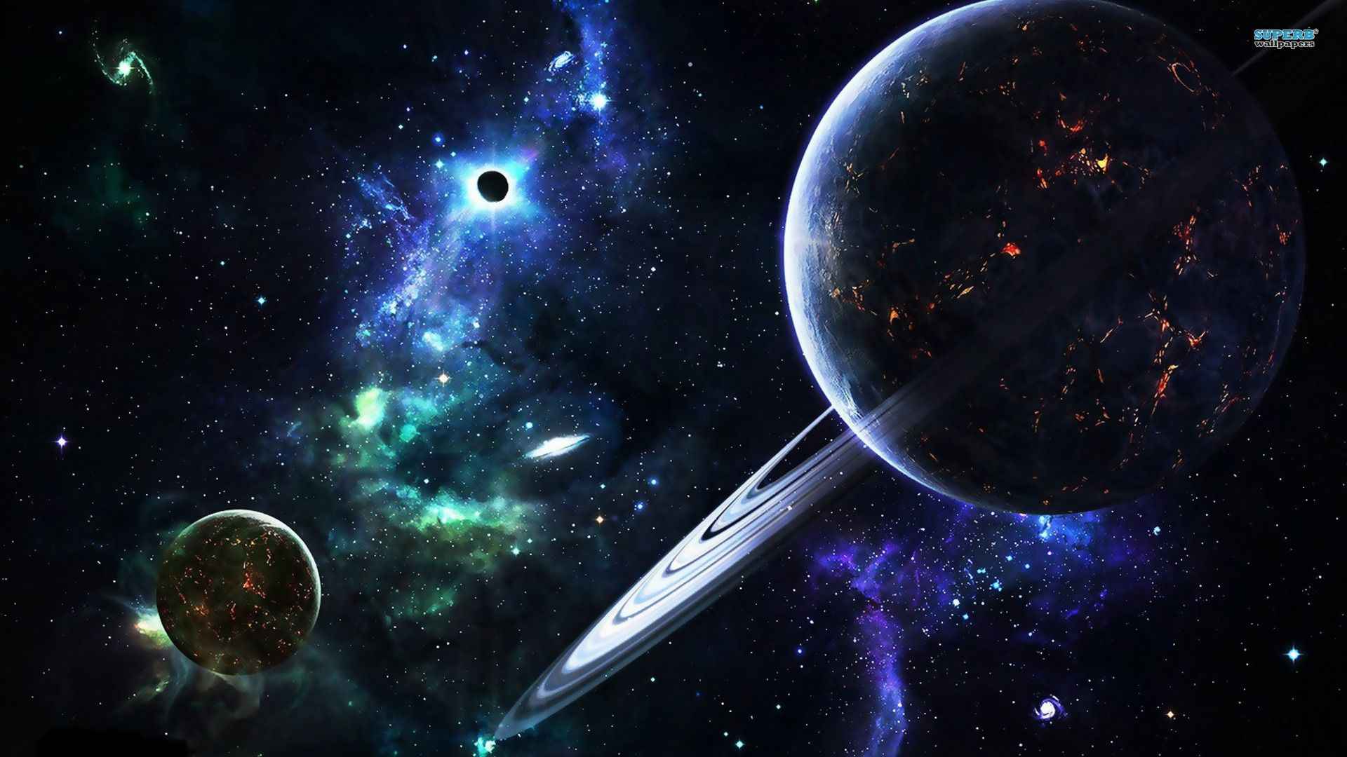 Galaxy Theme Wallpaper Space art wallpaper, Wallpaper