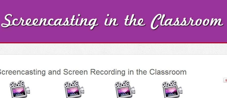 Screencasting your netslcsd educational technology resources examples