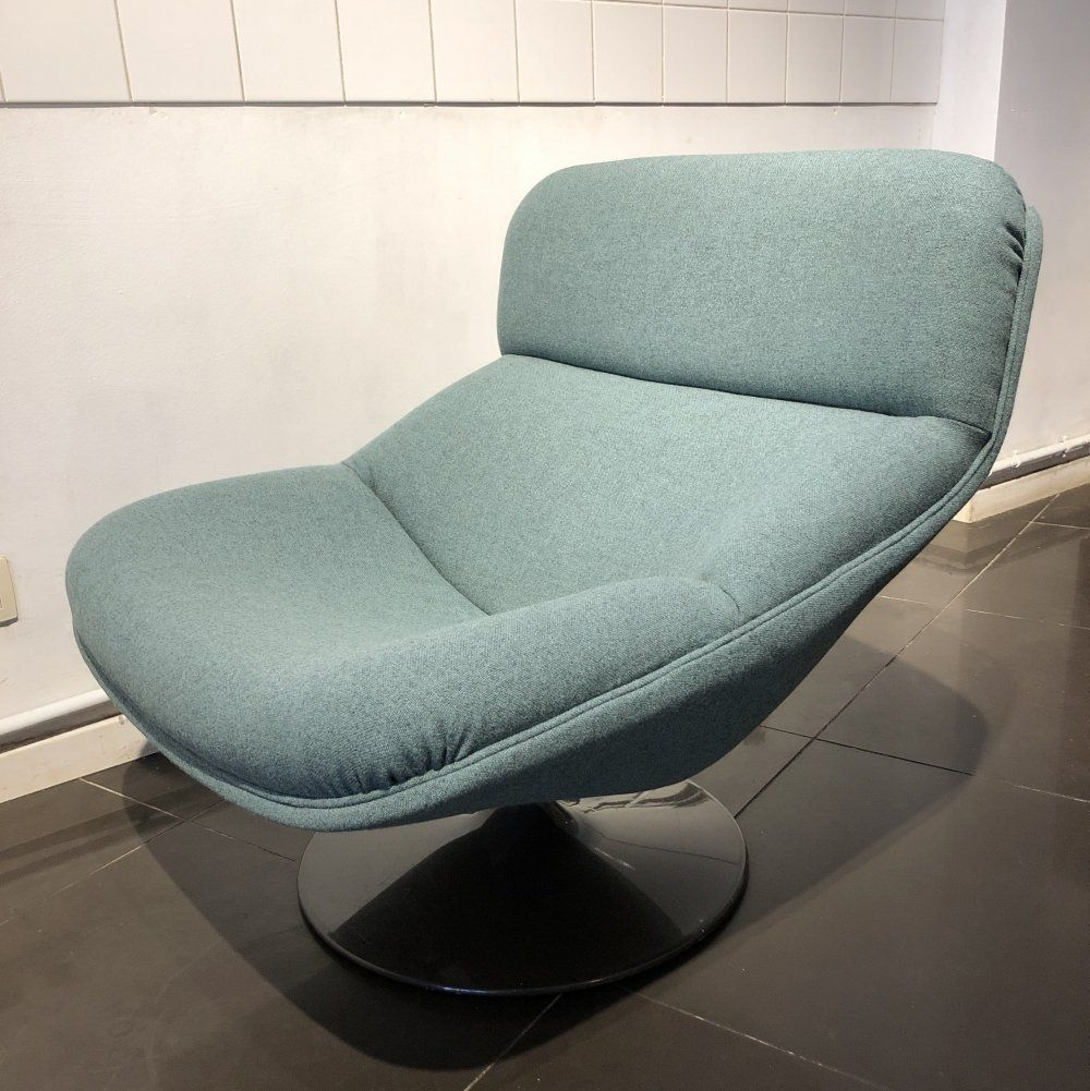 Swivel Fabric Armchair Swivel K Chair Woodnotes