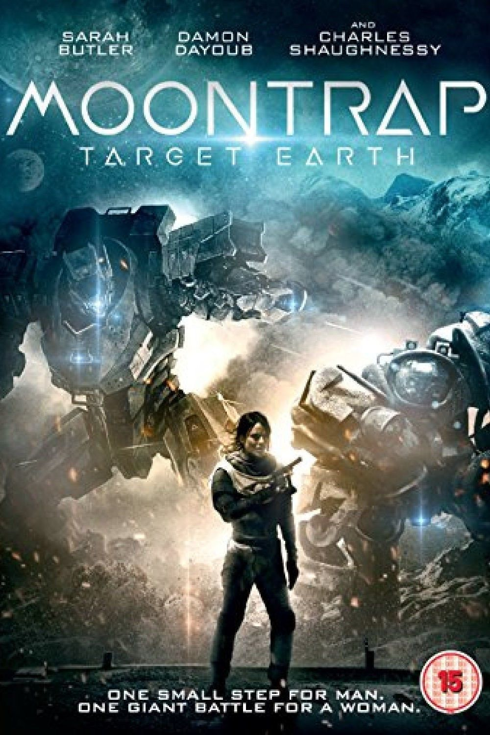 Moontrap Target Earth (2017) English 1080p 350MB Earth