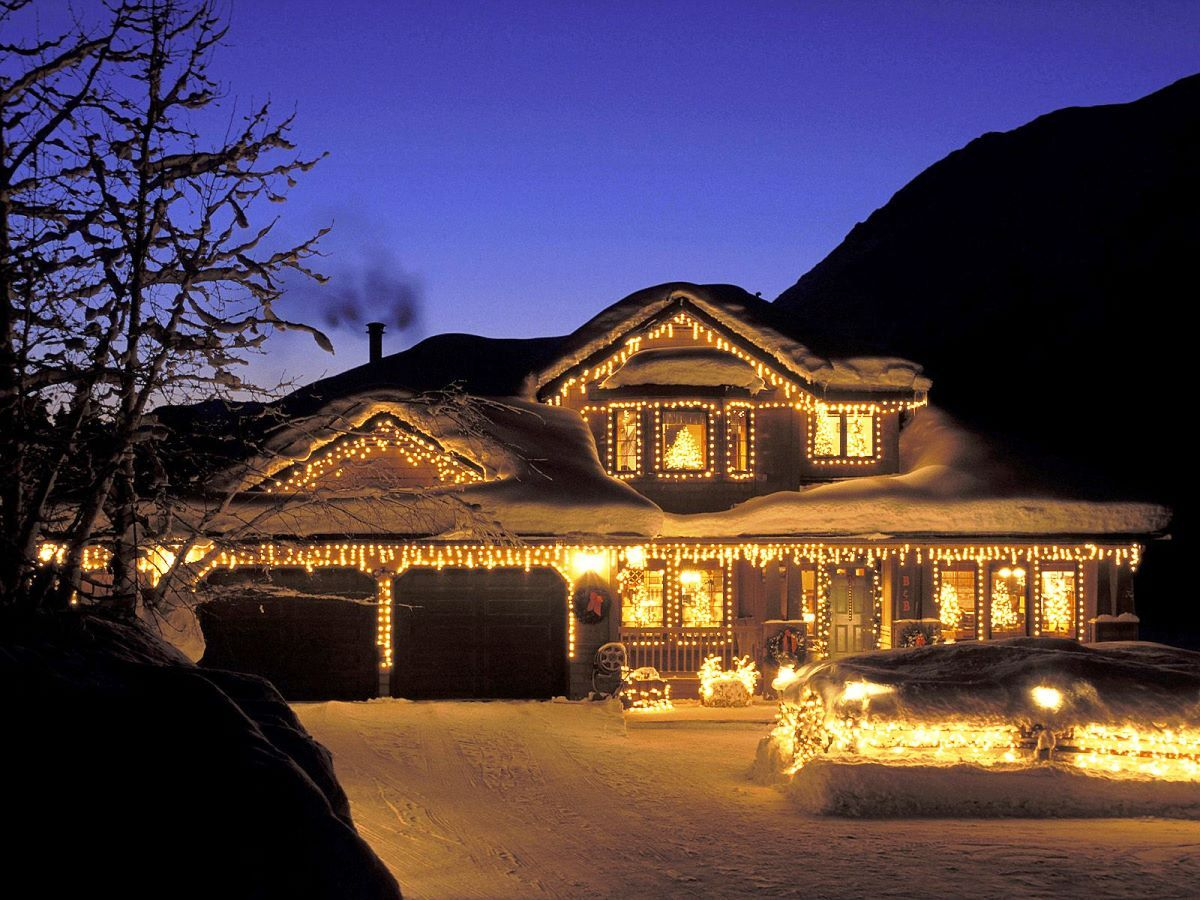 Christmas house decorations simple - 1000 Images About Outdoor Lights Christmas Lights On Pinterest 1000 Images About Outdoor Lights Christmas Lights