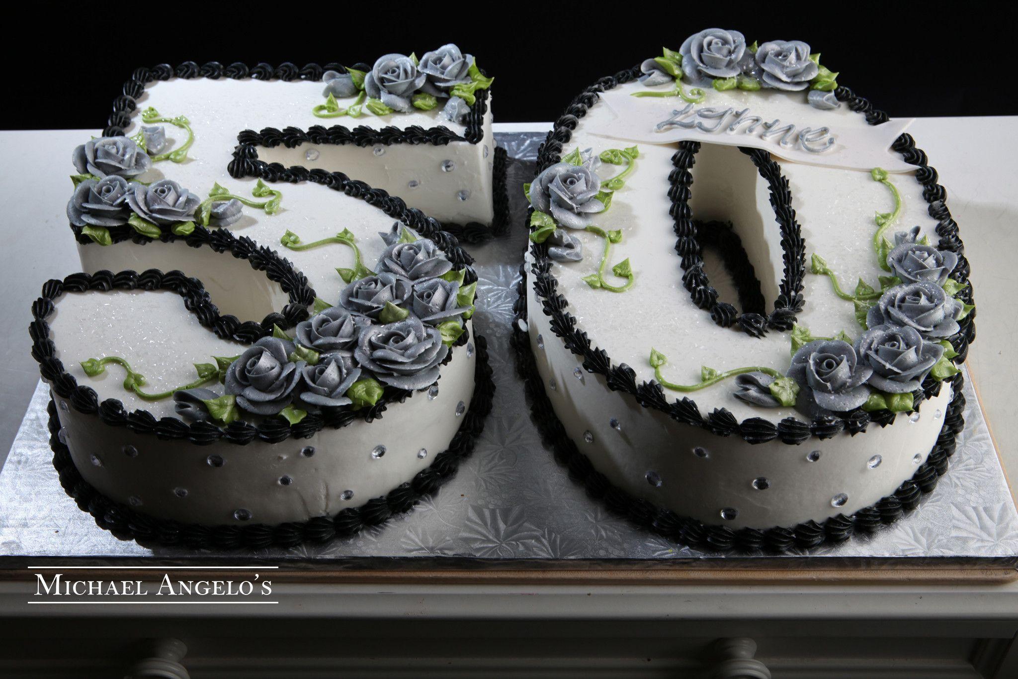 Grey Roses 50 86milestones In 2019 Party Treat Ideas