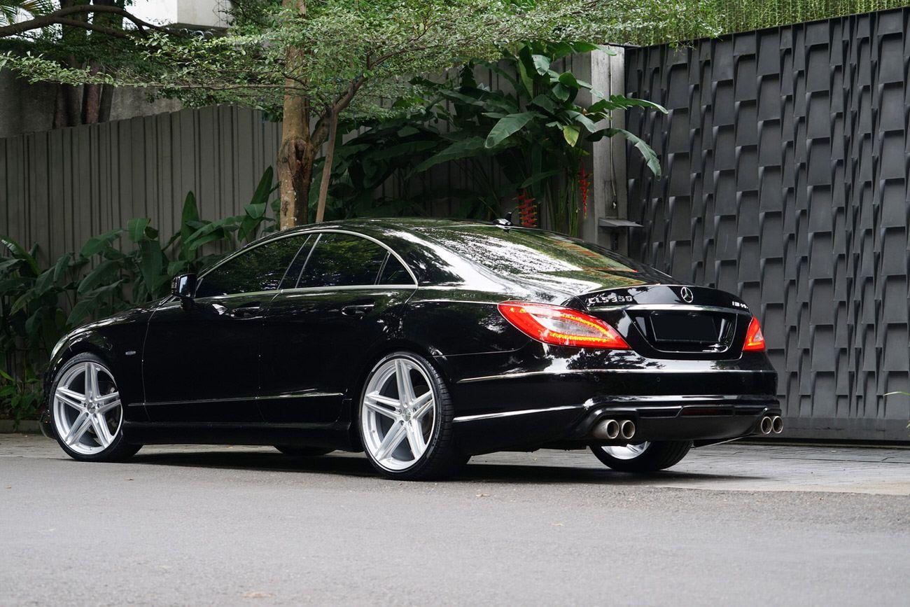 Mercedes Benz Cls350 Amg W218 Vossen Wheels