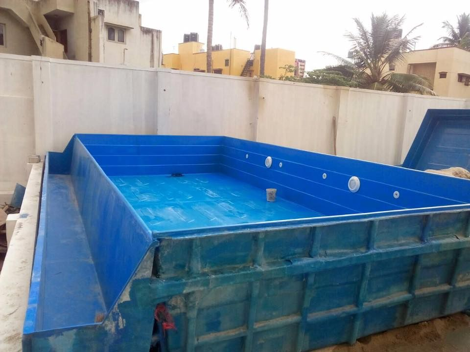 Prefab Swimming Pool manufacturers, suppliers and exporters ...