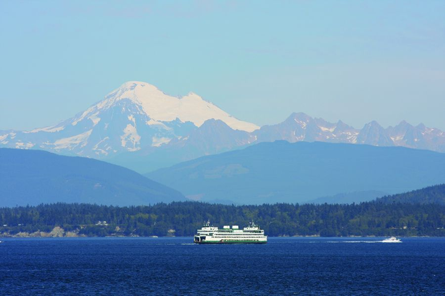 Puget Sound Ferries Puget Sound Many Area Residents Commute By