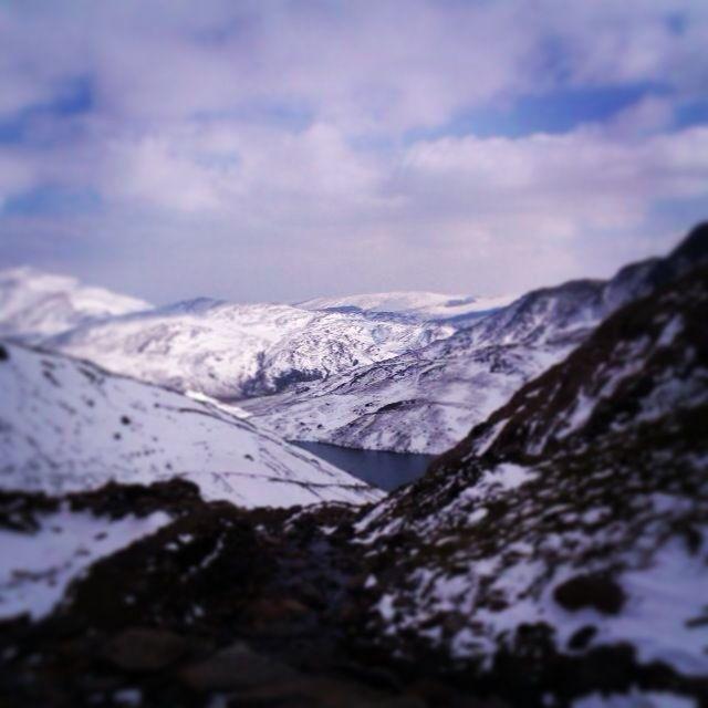 Snowdon April 2012