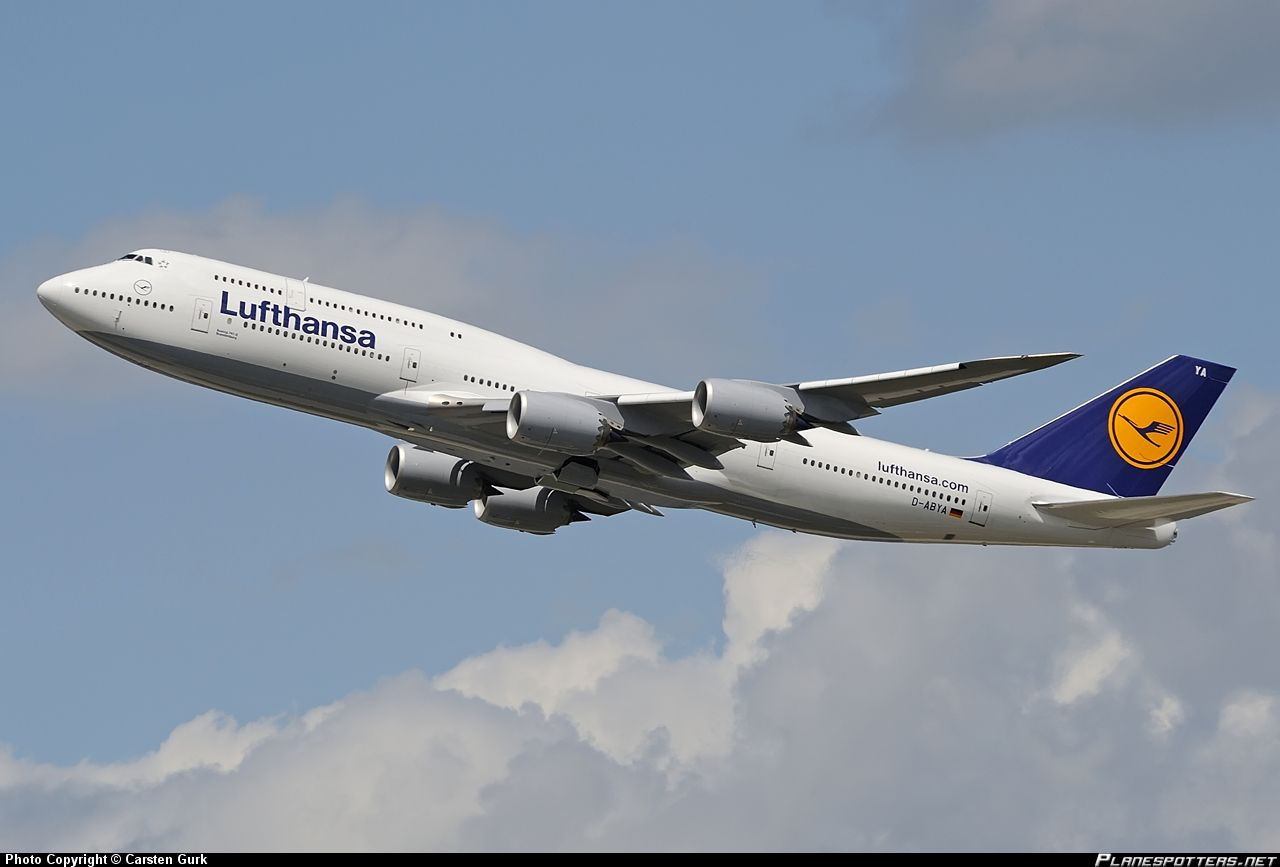 d abya lufthansa boeing 747 830 queen of the sky. Black Bedroom Furniture Sets. Home Design Ideas