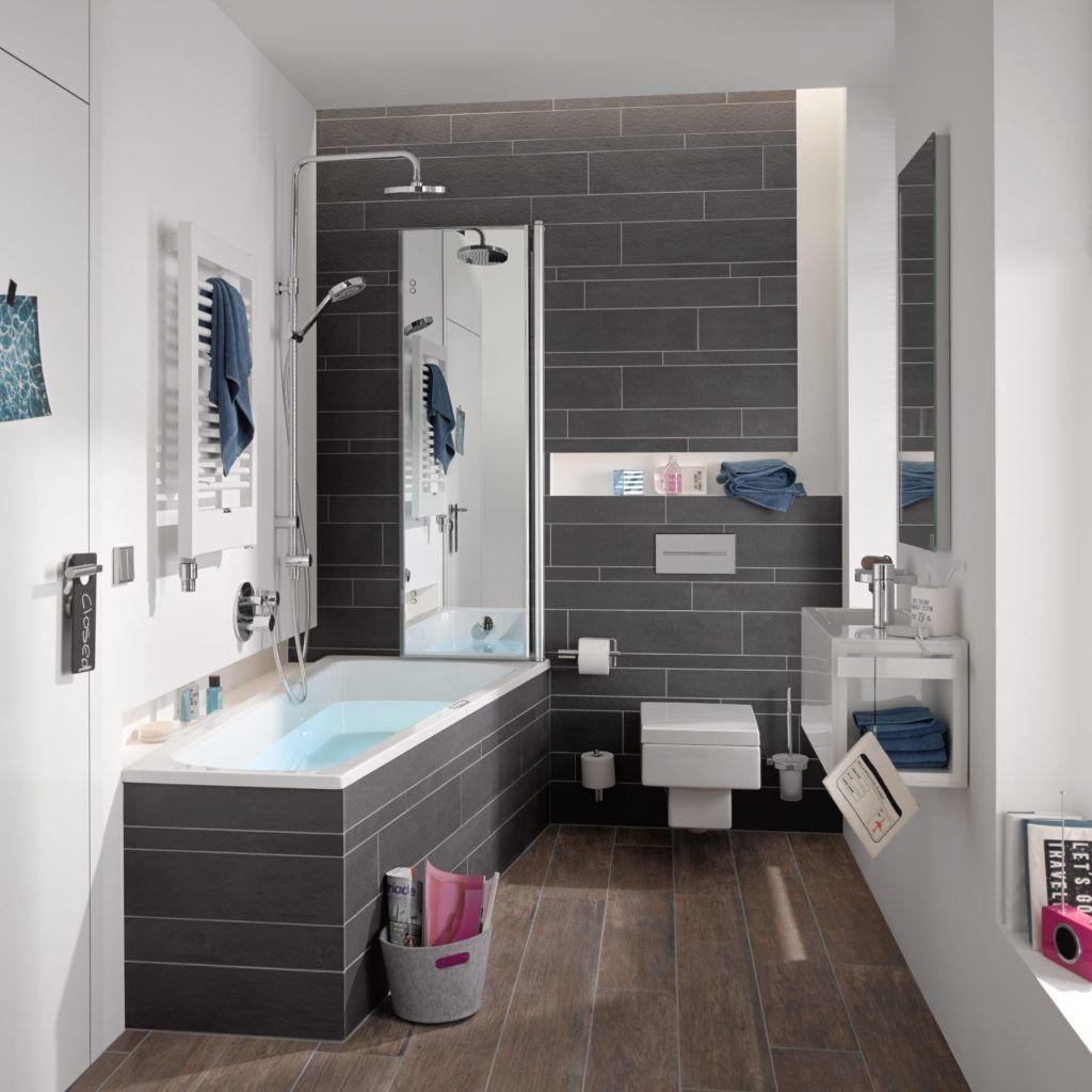 Badewanne Mit Dusche Die Losung Fur Kleine Bader Badewanne Mit Dusche Badezimmerrenovierung Badewanne