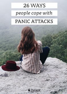 26 Ways People Cope With Panic Attacks - This could help you! #anxiety #stress #depression #tips