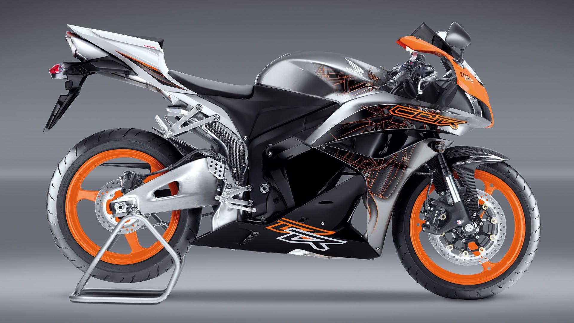 Honda CBR 600RR 2011 - HD Motorcycle Wallpaper (1920x1080 ...Honda Superbike 2013 Wallpaper