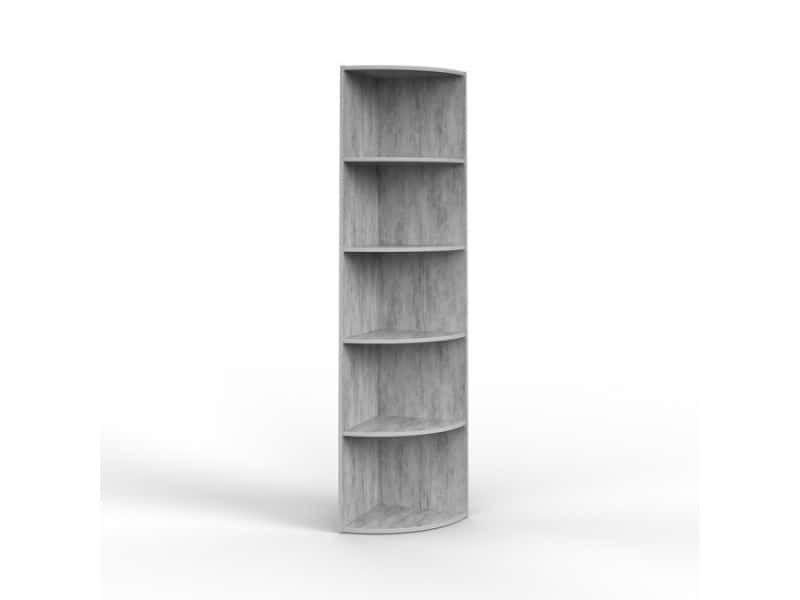 Etagere D Angle 180 Cm Beton Vente De Bibliotheque Conforama Etagere Angle Bibliotheque Conforama Etagere