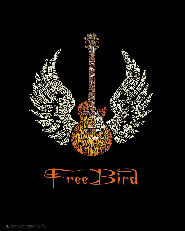 lynyrd skynyrd free bird rock roll rock songs music wallpaper greatest rock songs. Black Bedroom Furniture Sets. Home Design Ideas