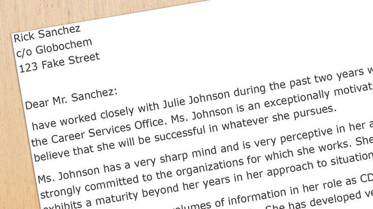 Recommendation Letter Sample For Business School  Professional