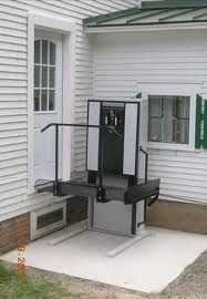 Wheel Chair Lifts Finding The Right Wheelchair Lift Elevator Design Chair Lift Universal Design