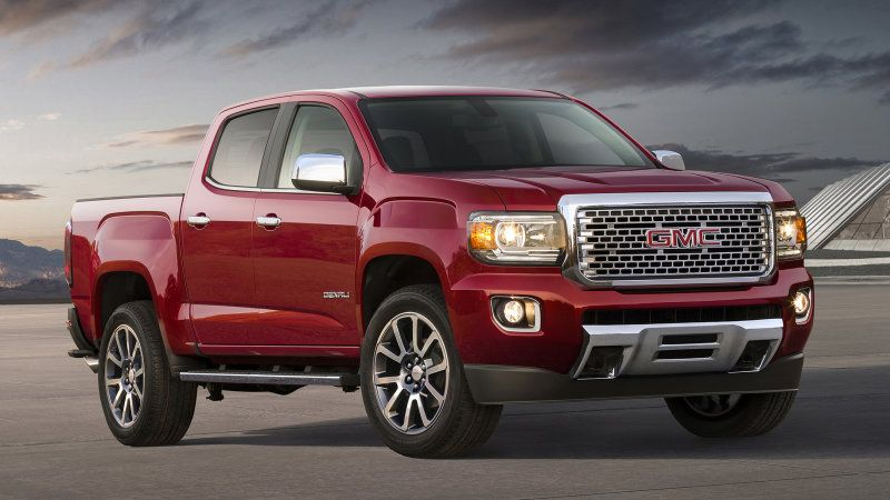 The 2018 Gmc Canyon Denali Doesn T Offer Enough To Make Its Price