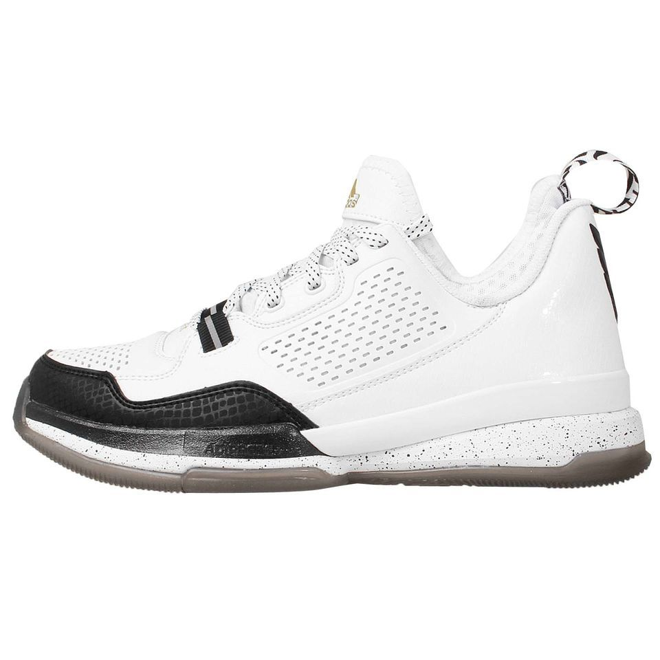 new products bfb76 ecd8c Damian Lillard, Black And White Man, Basketball Shoes, Adidas Shoes,  Trainers,