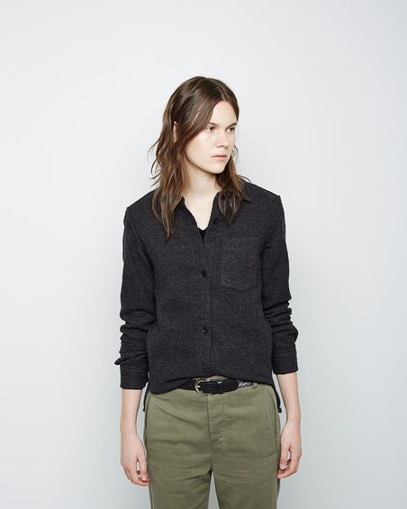 Isabel Marant boiled wool