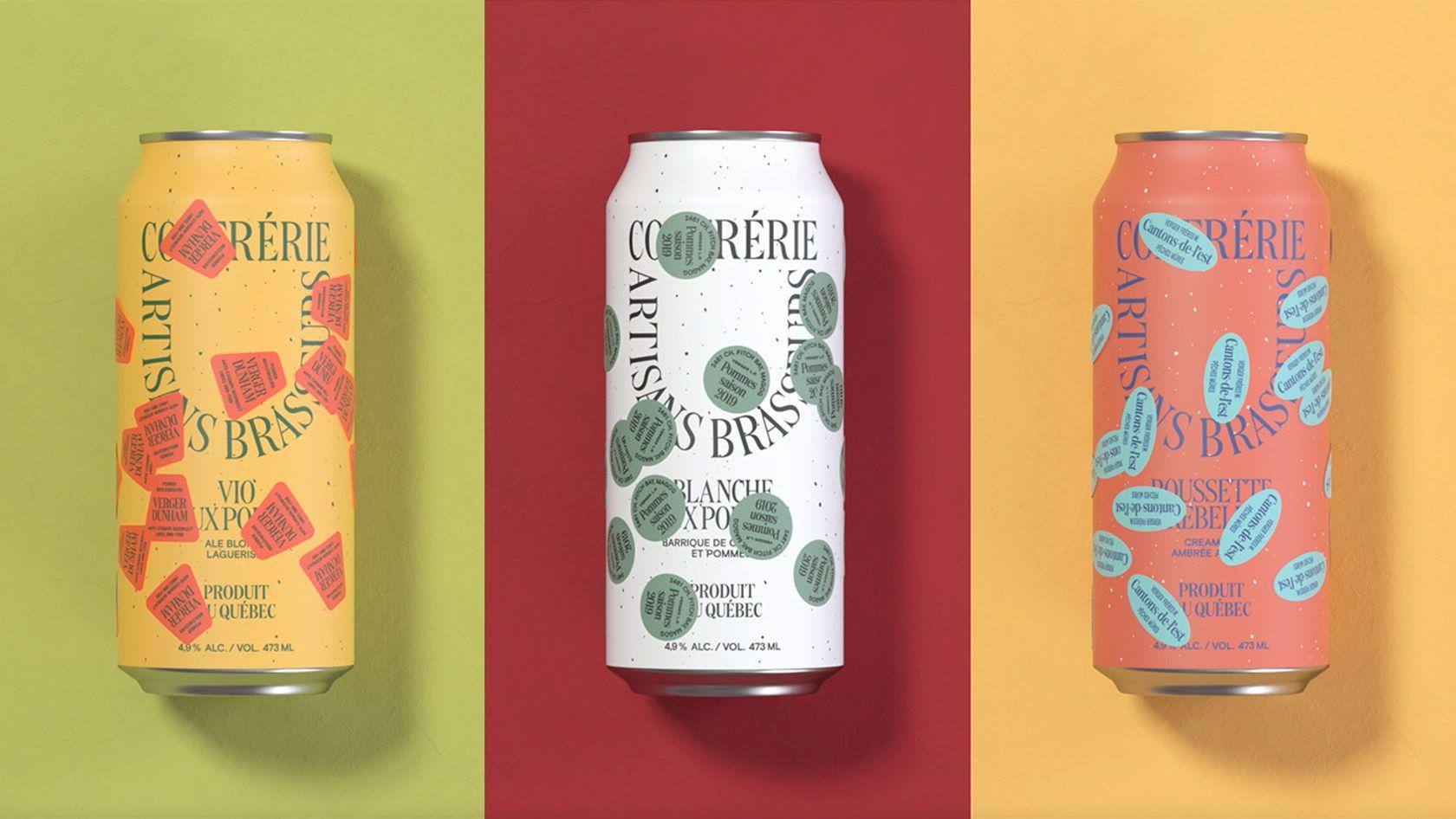 Dieline In 2020 Flavored Beer Fruit Labels Fruity Drinks
