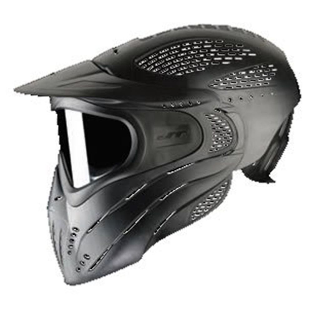 Empire Jt Paintball Premise Headshield Goggles Black Goggle Mask New Jt Paintball Masken
