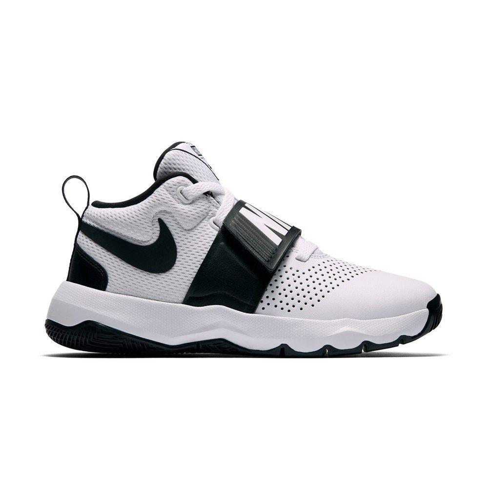 Nike Team Hustle D8 Grade School Kids' Sneakers