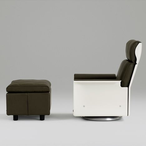 620 Chair by Dieter Rams Types of Stuff Pinterest