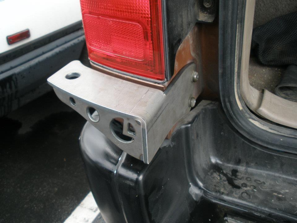 Outdoor Logic Cb Antenna Mount Hmmmm Jeep Xj Jeep Xj Mods 4runner
