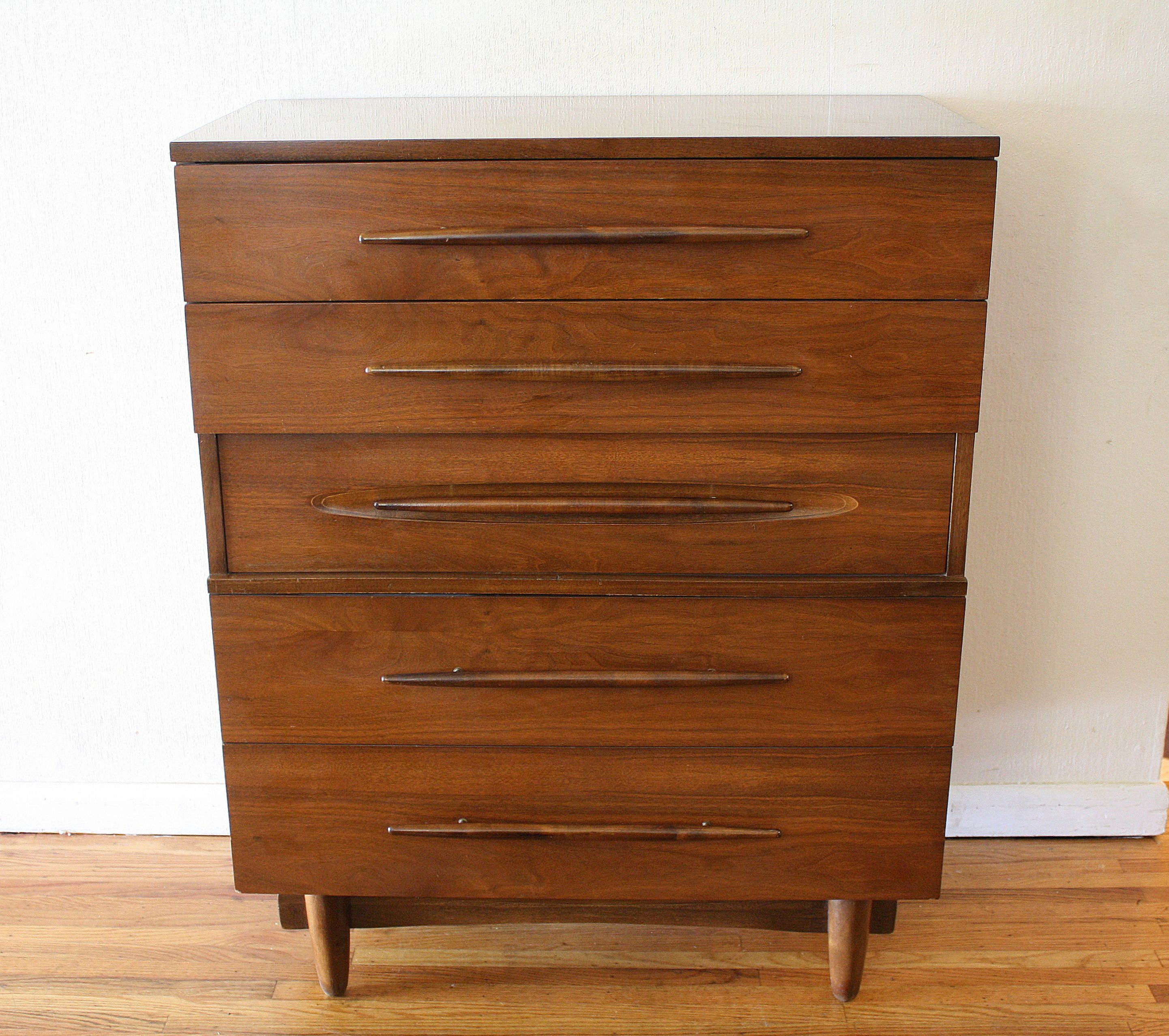 Best Mid Century Modern Tall And Low Dresser Credenza By 400 x 300