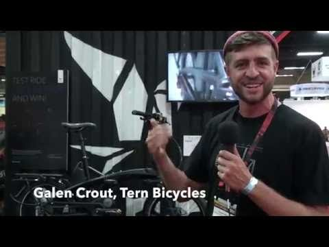 Tern Electron Folding Electric Bike w Bosch eBike System | Electric Bike Report