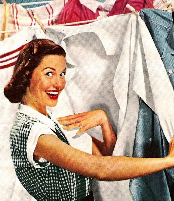 Vintage Wash Day Laundry You Will Love It Happy Wash Day