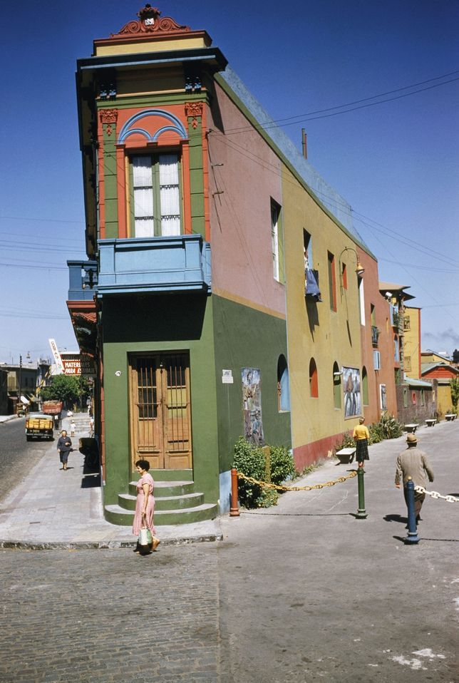 Buenos Aires National Geographic/Getty Images / Franc & Jean Shor