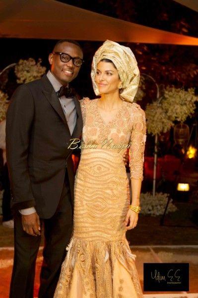 Mariana Abba Atiku Abubakars Dubai Wedding