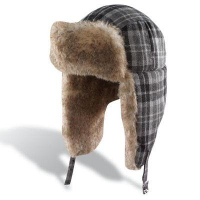 The nice thing about the ushanka or the trapper hat is that you can  unbutton it. I ve seen men do this. Most Russians or Ukrainians I ve seen 310d6939f91