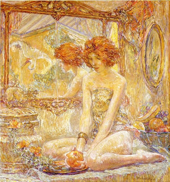 Robert Lewis Reid: Reflections