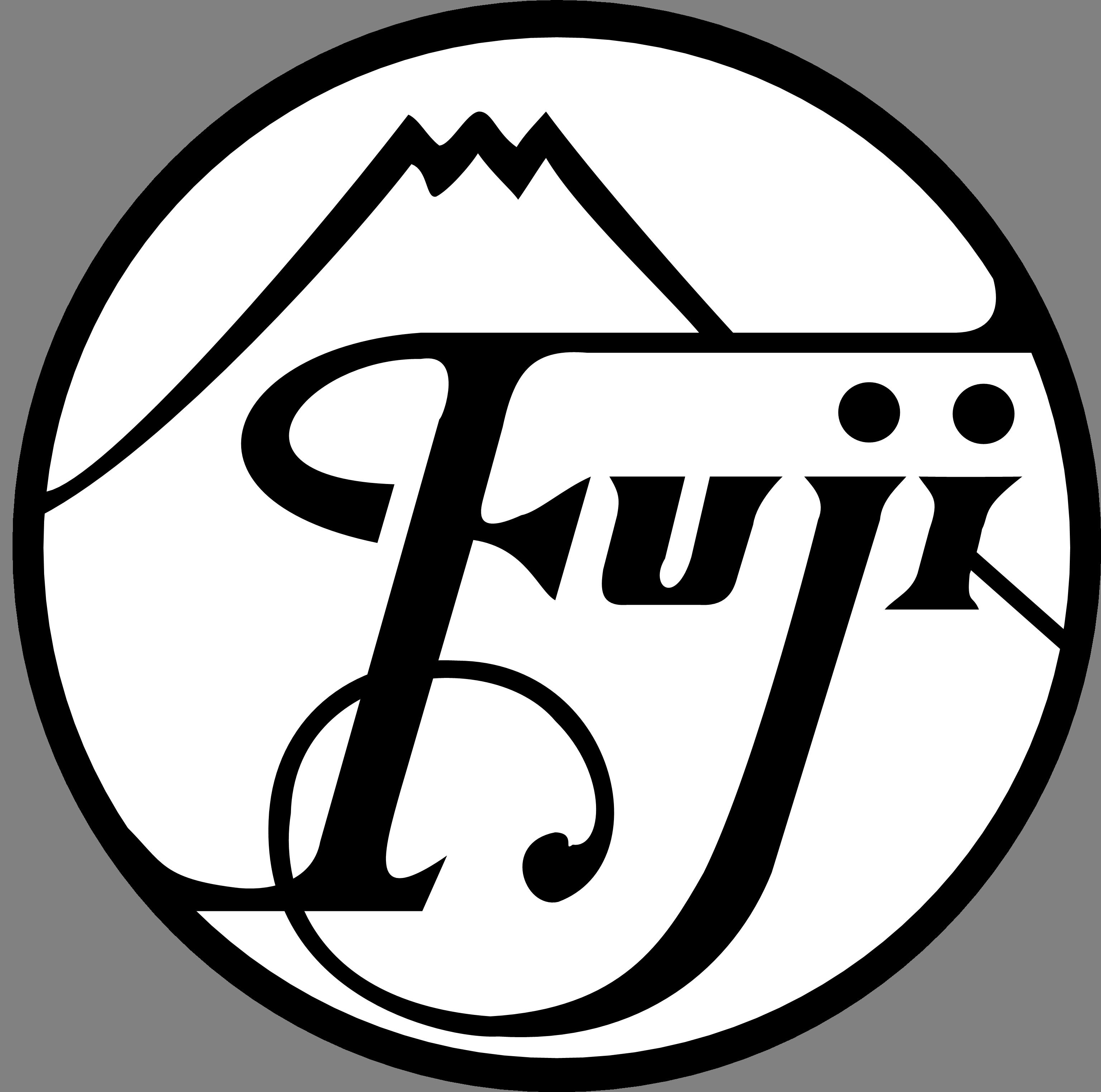 Fujifilm 1934 Png Vintage Logo Fujifilm Japanese Logo