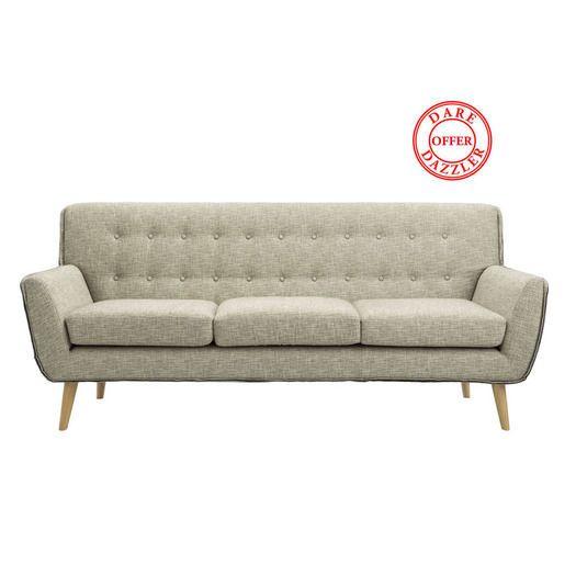 Akerman 3 Seat Sofa Furnitureexchange Dare Gallery