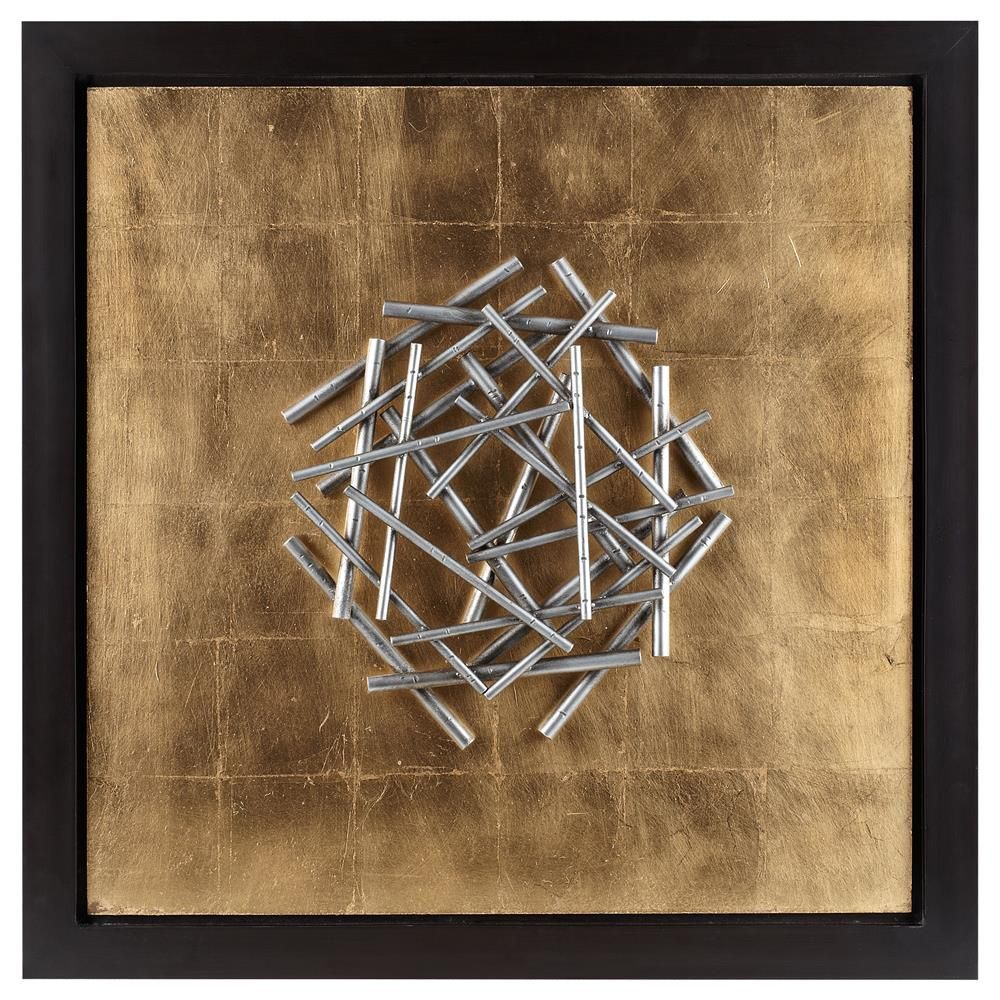 Square Metal Wall Decor Atelier Eclectic Metal Wall Art Canvas Framed Art Wall Decor
