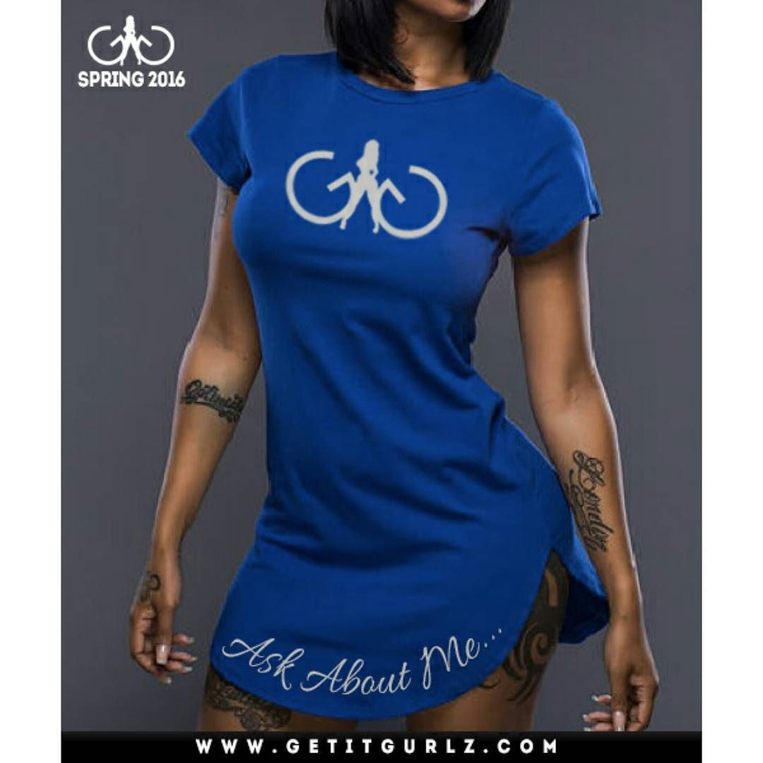 GIG GET IT GURLZ TEE DRESS GETITGURLZ.COM/SHOP  DESCRIPTION: Get It Gurlz long dress-style tee w/side split and get it Gurlz emblem. Fit for the female go getter who makes it happen instead of making excuses no matter the opposition.  #getitgurlz | #getitgurlzapparel  #fashion #urbanfashion #hiphopfashion #urban #trends #popular #hiphopculture #womens #womensfashion #dress #dresses #springfashion #designer #spring  #label #apparel #trendy #sidesplit #split #fashiontrends #trendy #tees #shop…