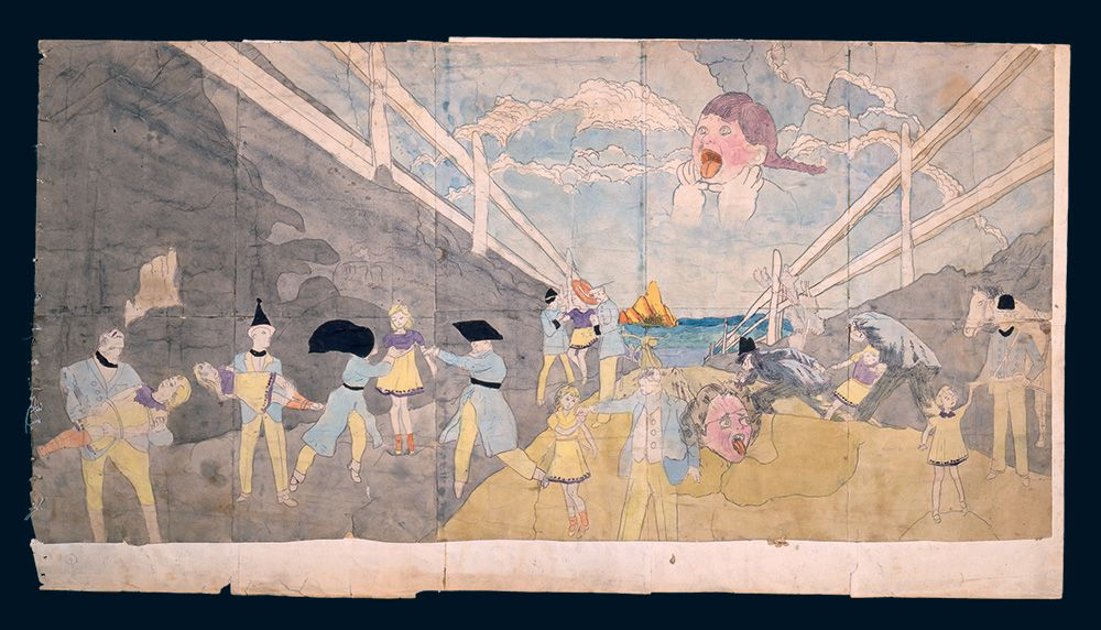 Henry Darger | Excerptional