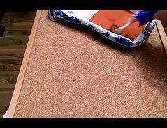 Kork streichen das sollte man beachten ideen f r meine wohnung pinterest tapezieren - Kork pinnwand streichen ...