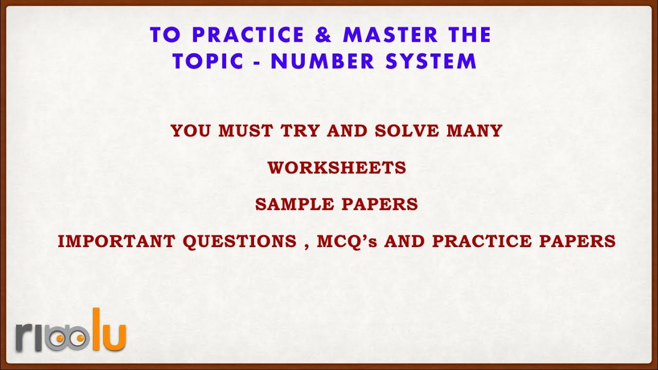 Number System Chapter 1 Cbse Class 9 Maths Ncert Worksheets Questio Sample Question Paper Math Number System [ 720 x 1280 Pixel ]