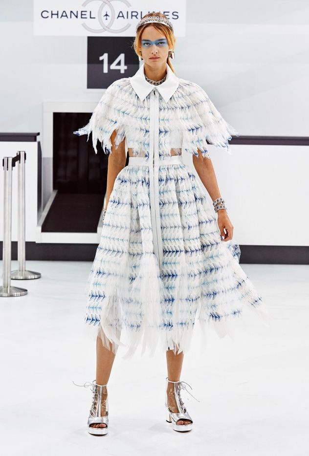 Chanel's Latest Collection Is as Good as Everyone Says via @WhoWhatWear