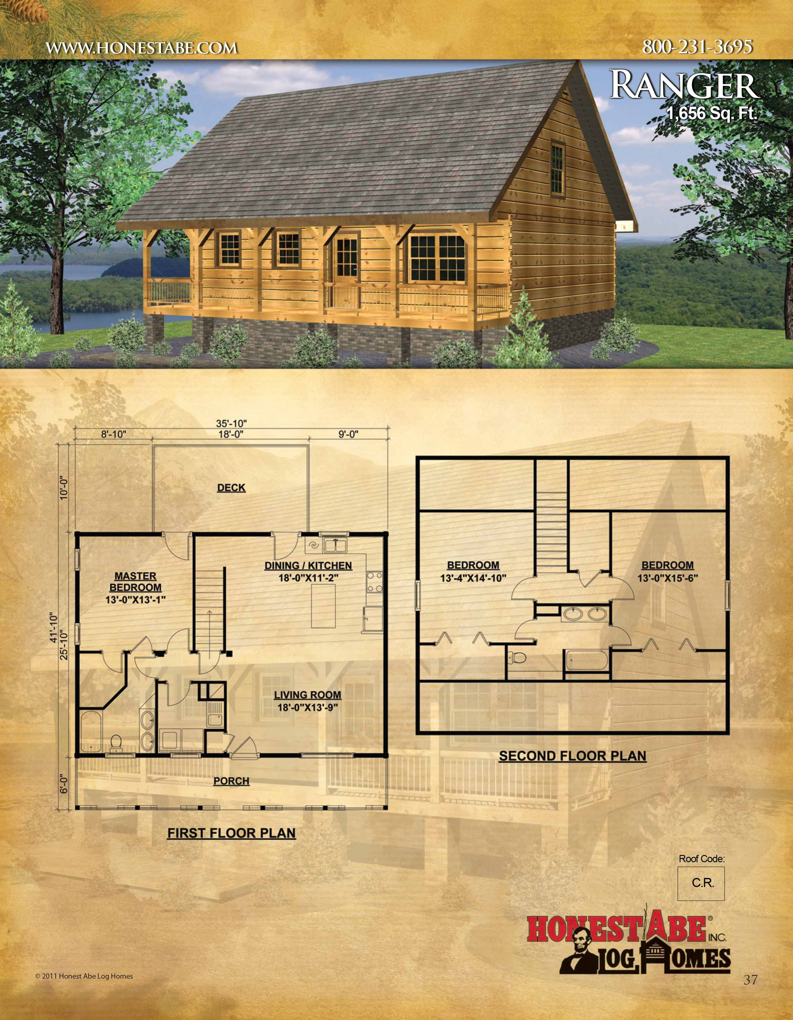 Browse Floor Plans For Our Custom Log Cabin Homes Cabin Homes House Blueprints Cabin House Plans