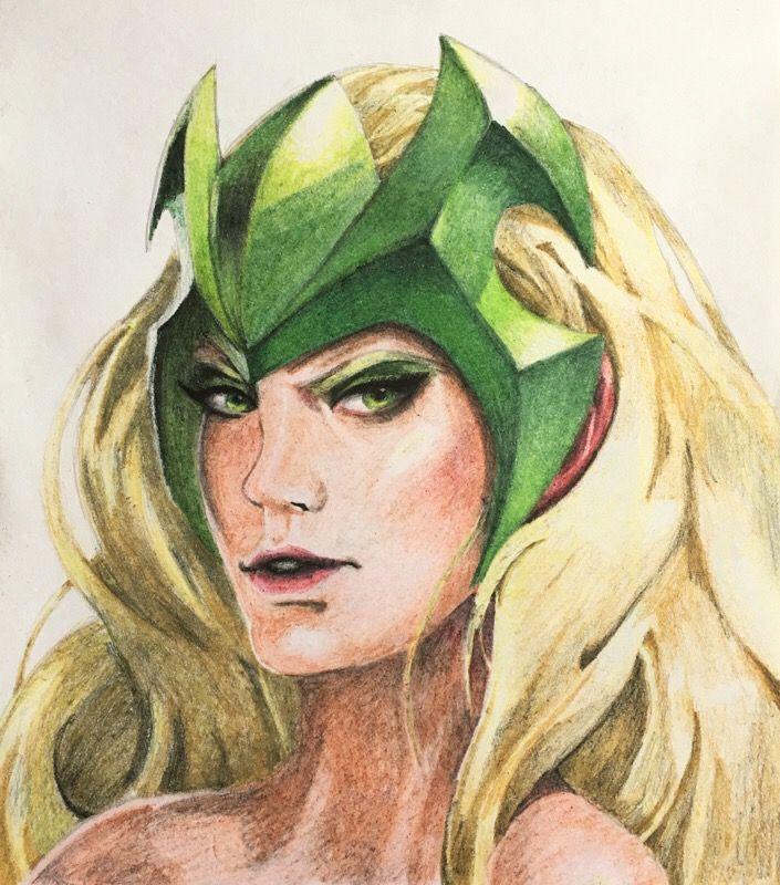 The Enchantress Marvel